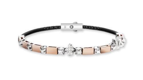 DonnaOro armband met diamant