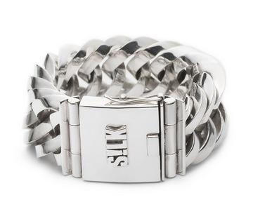 Silk armband 103 Vishnu