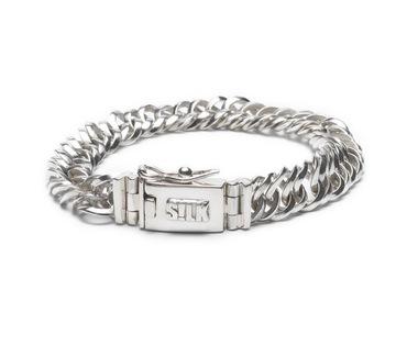 Silk armband 115 Vishnu