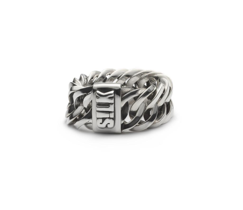 Silk ring 120 Vishnu
