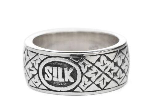 Silk ring 133 Vishnu