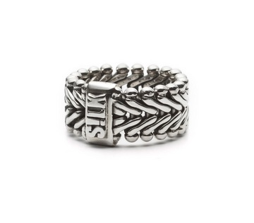 Silk ring 201 Ganesha