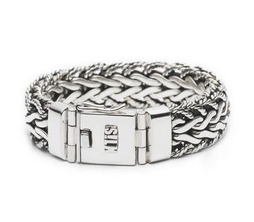 Silk armband 209 Ganesha