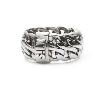 Silk ring 211 Ganesha