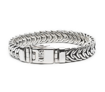 Silk armband 213 Ganesha