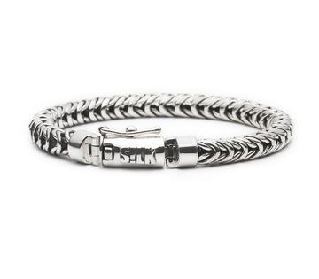 Silk armband 302 Shiva