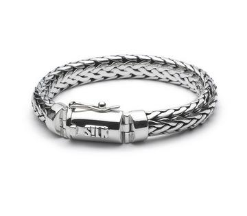 Silk armband 303 Shiva