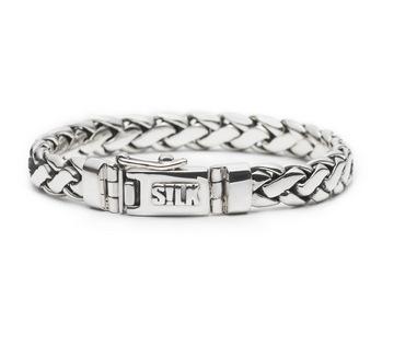 Silk armband 317 Shiva