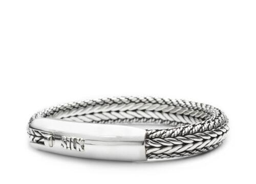 Silk armband 321 Shiva
