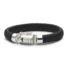 Silk armband 326 Shiva