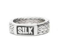 Silk ring 340 Shiva