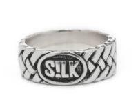 Silk ring 351 Shiva