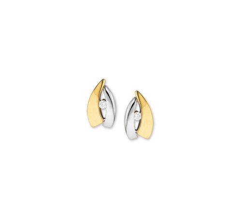 Gouden oorknoppen
