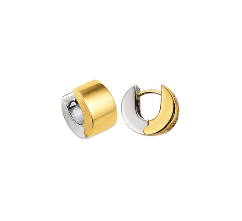 Gouden creolen