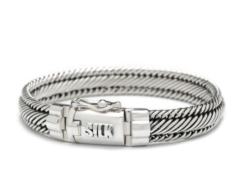 Silk armband 731 Madonna