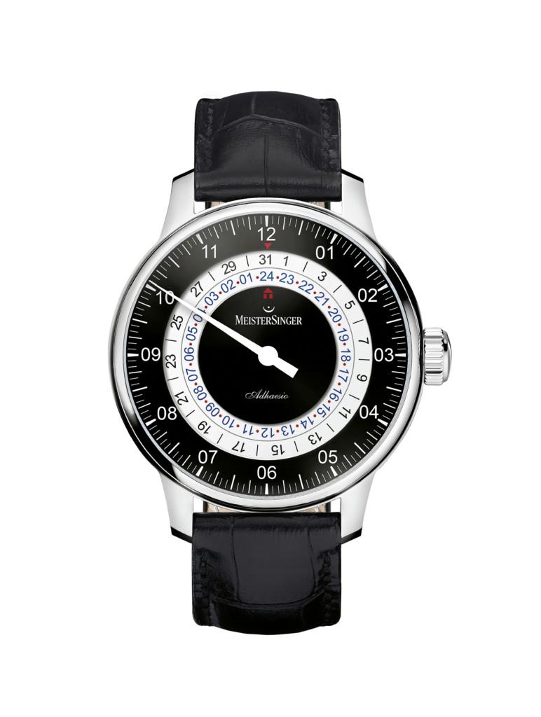 Meistersinger horloge Adhaesio AD902