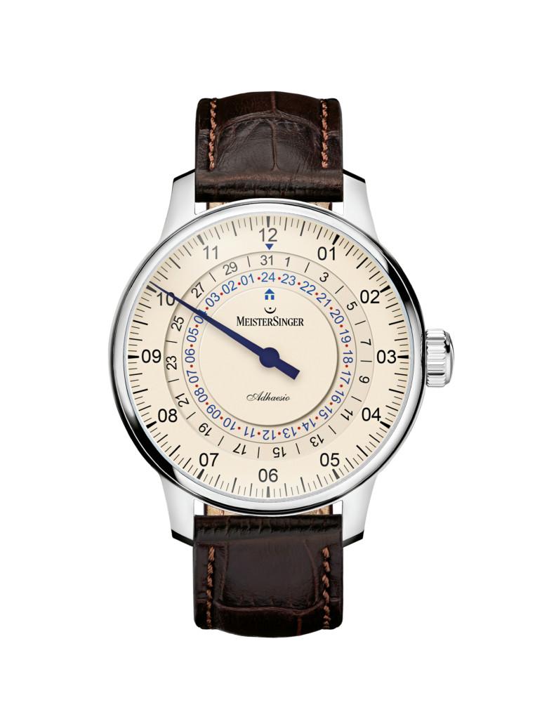 Meistersinger horloge Adhaesio AD903
