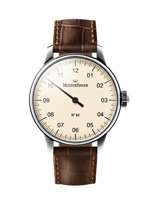 Meistersinger horloge N.01 AM3303