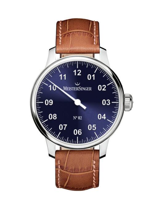 Meistersinger herenhorloge AM6608N