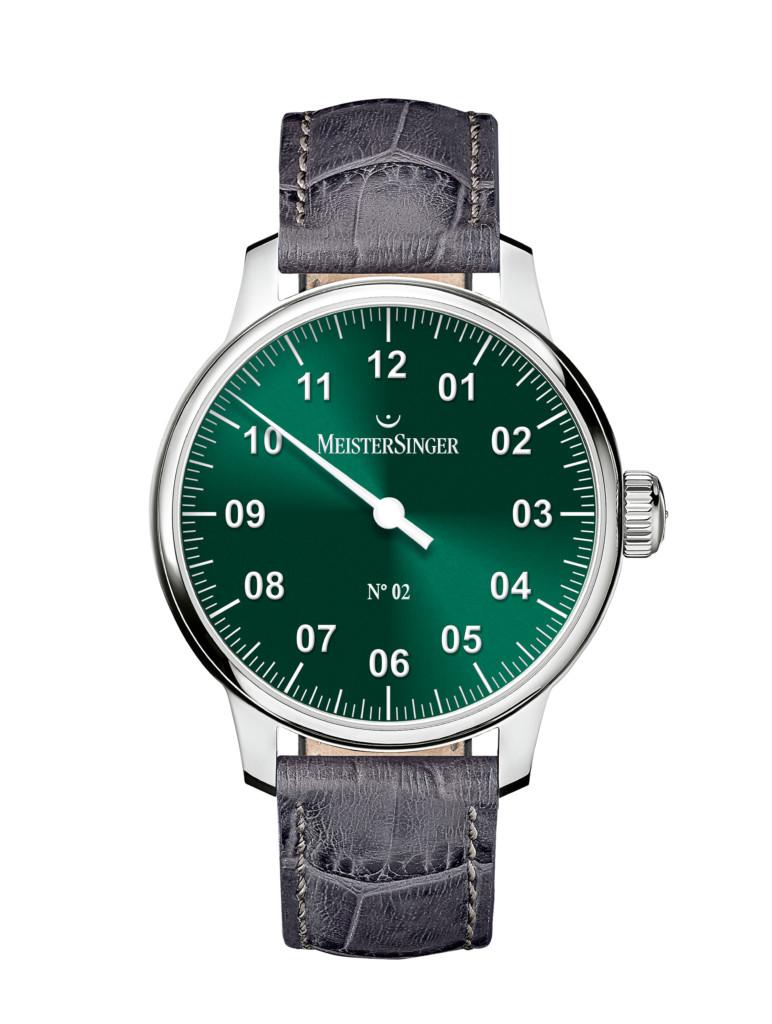 Meistersinger herenhorloge AM6609N