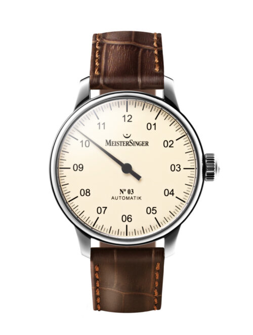 MeisterSinger horloges
