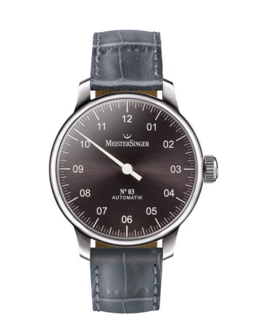Meistersinger horloge N.03 AM907