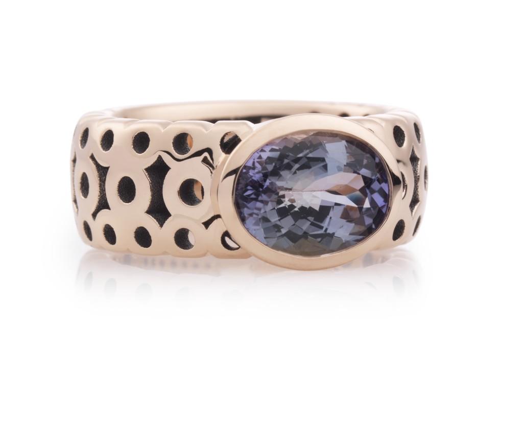 Nieuwe Bron ring bij juwelier Kopmels