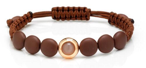 Orotech armband met goud en brons