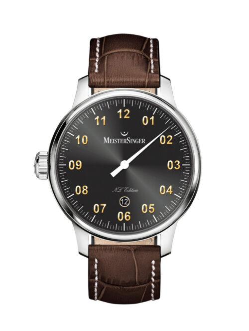 Meistersinger horloge NL editie 2015 Nu binnen