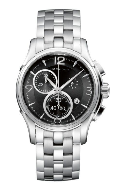 Hamilton horloge Jazzmaster Chrono Quartz
