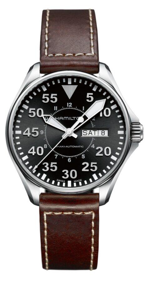 Hamilton horloge Khaki Pilot