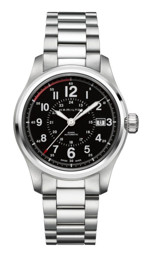 Hamilton horloge Khaki Field
