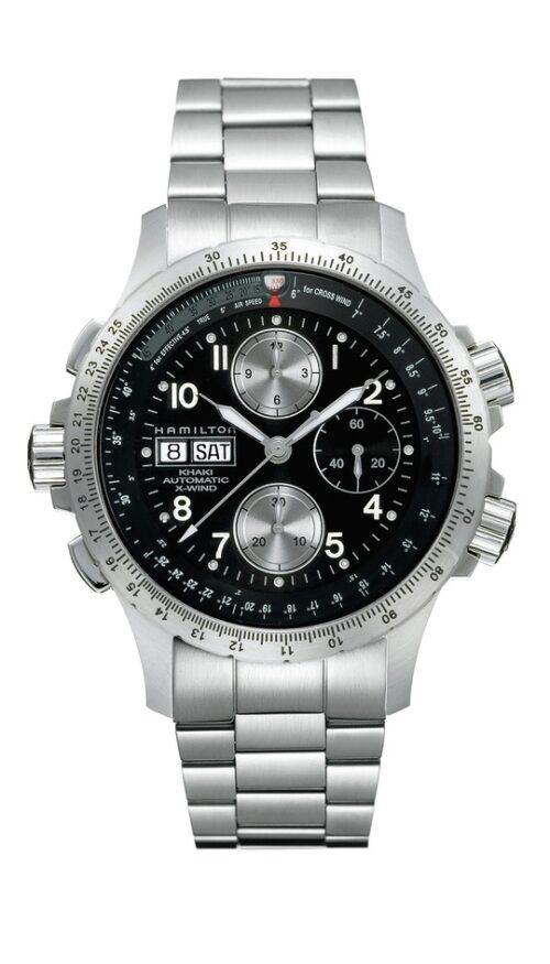 Hamilton horloge Khaki X-Wind