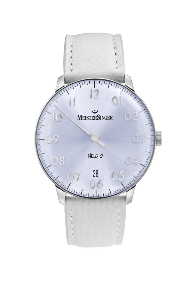 Meistersinger horloge NEO Q 1Z NQ908