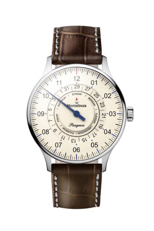 Meistersinger horloge Pangaea Day Date PDD903