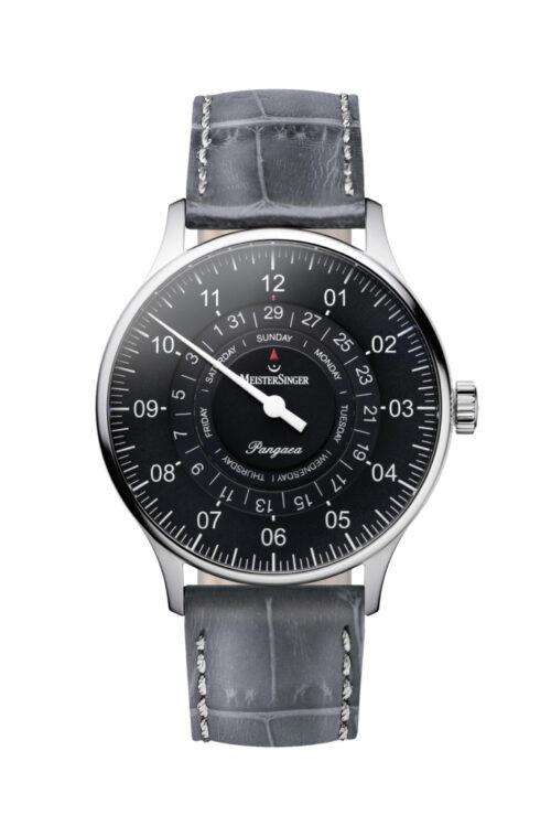 Meistersinger horloge Pangaea Day Date PDD907