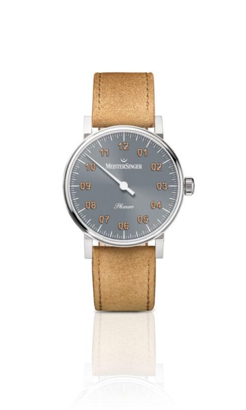 Meistersinger horloge nieuw 2016 Phanero PH307G