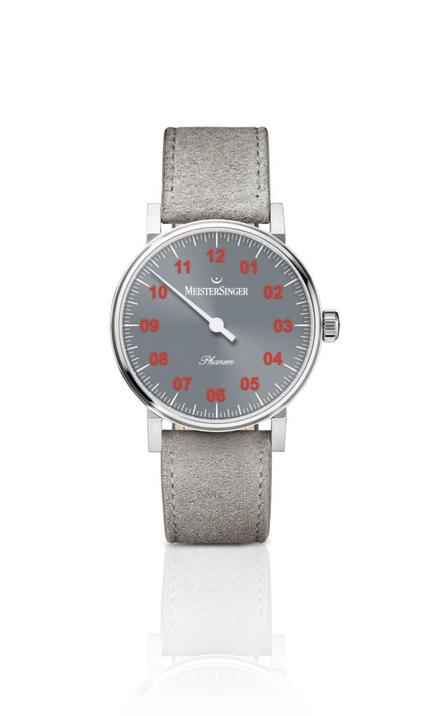 Meistersinger horloge Phanero PH307R