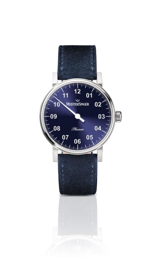 Meistersinger horloge Phanero nieuw model