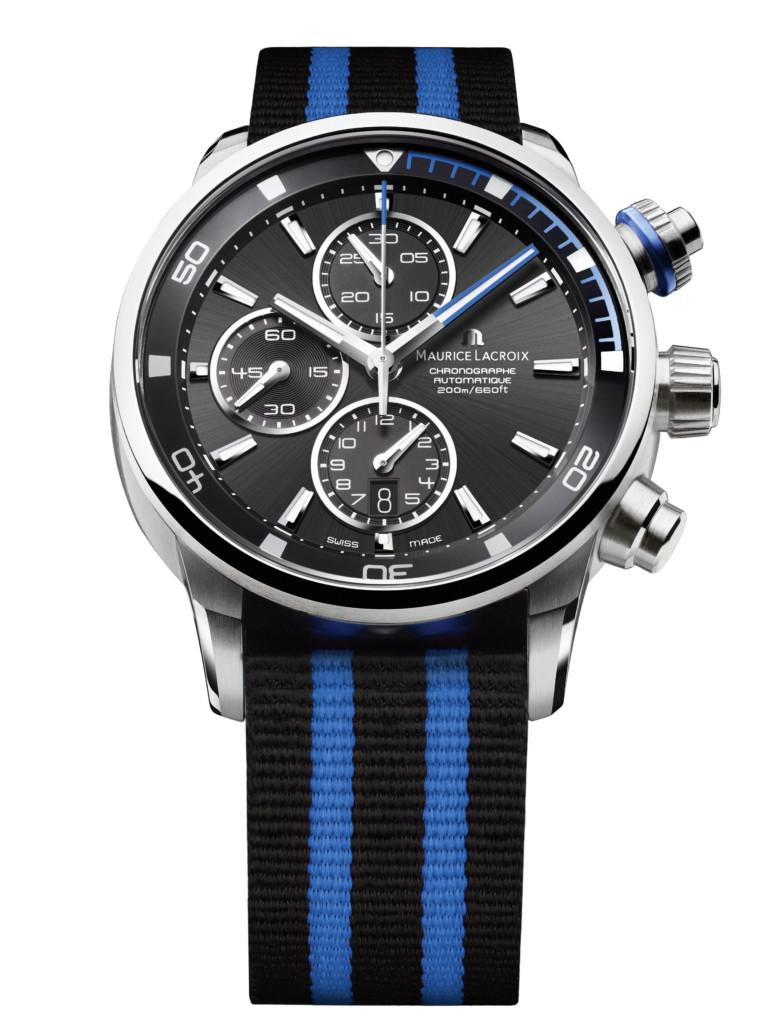 Maurice lacroix horloge Pontos S