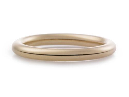 Rosegouden Bron ring Stax