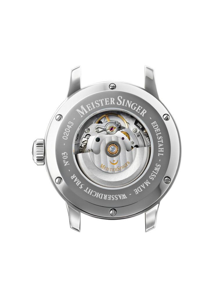 Meistersinger horloge N.03 AM903