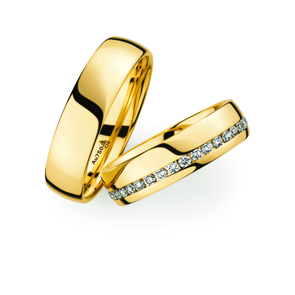 Christian Bauer Trouwringen bij juwelier Kopmels