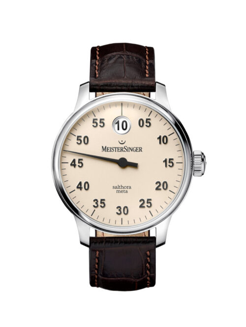 Meistersinger horloge Salthora Meta SAM903