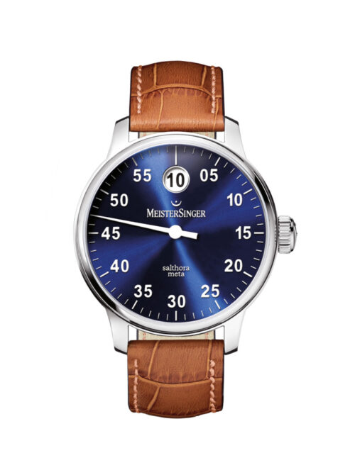 Meistersinger horloge Salthora Meta SAM908