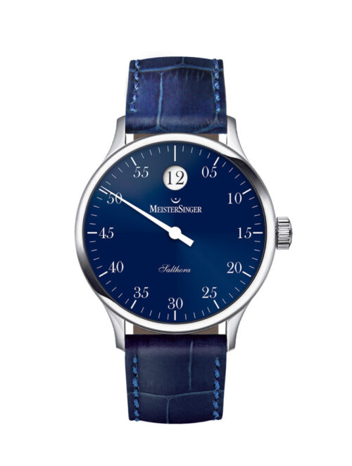 Meistersinger horloge Salthora SH908