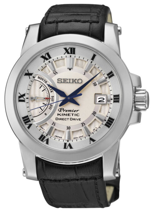Seiko horloge Premier SRG015P1