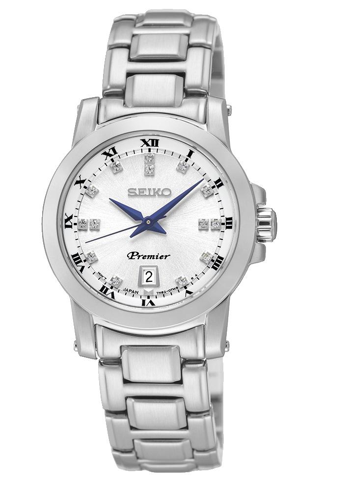 Seiko horloge Premier SXDG01P1
