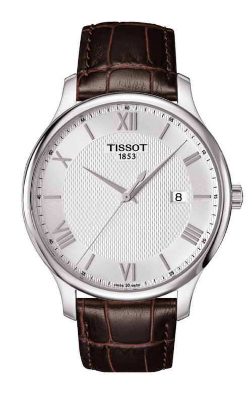Tissot horloge Tradition T0636101603800