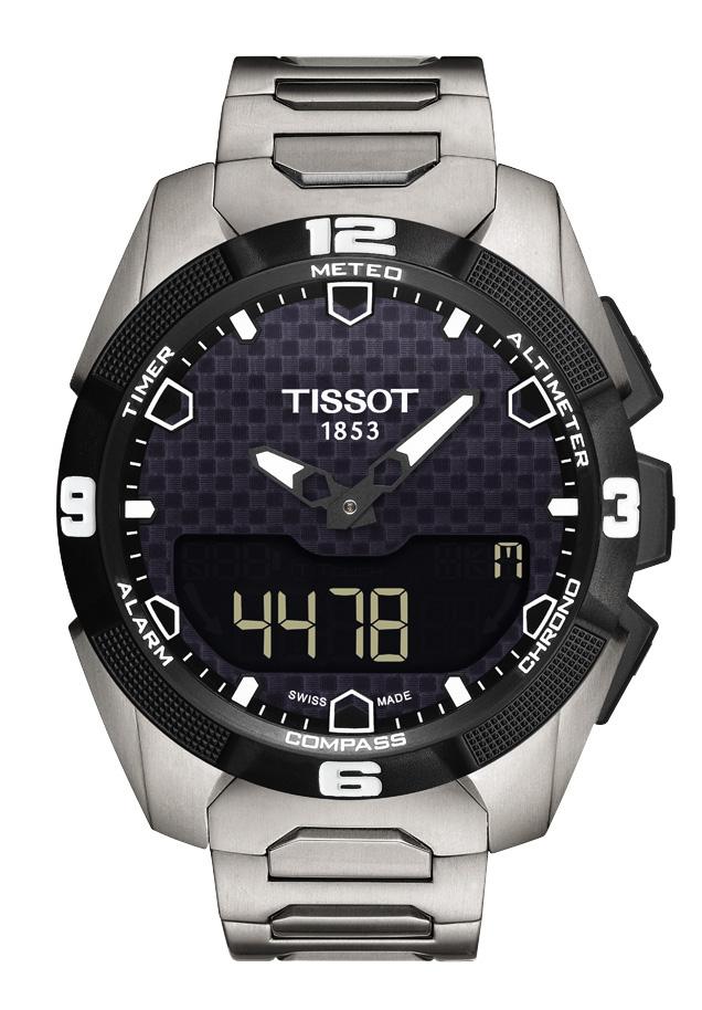 Tissot horloge T-Touch Expert Solar T091.420.44.051.00